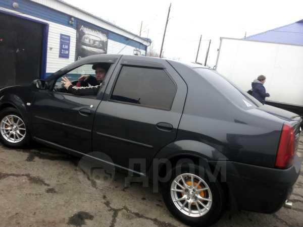 Renault Logan, 2006 год, 269 000 руб.