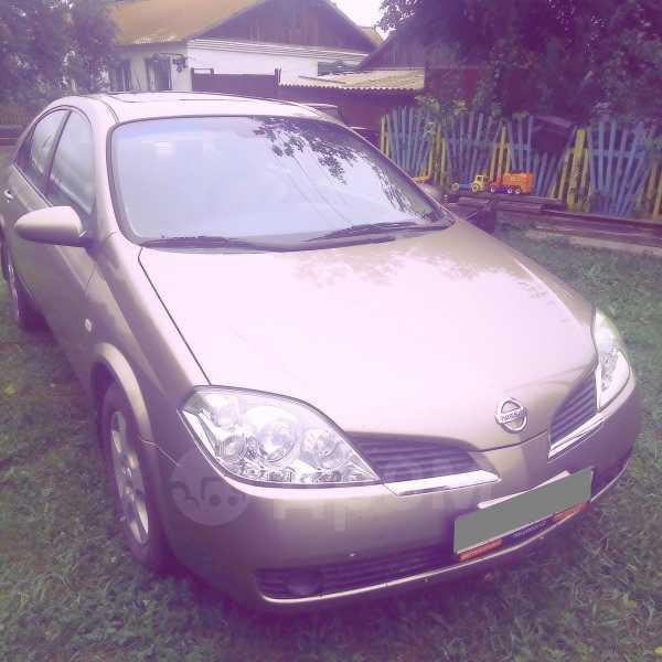 Nissan Primera, 2004 год, 340 000 руб.