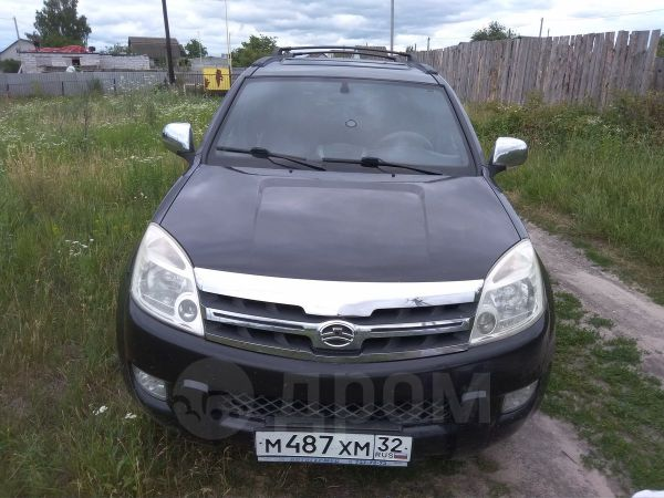 Great Wall Hover, 2008 год, 415 000 руб.