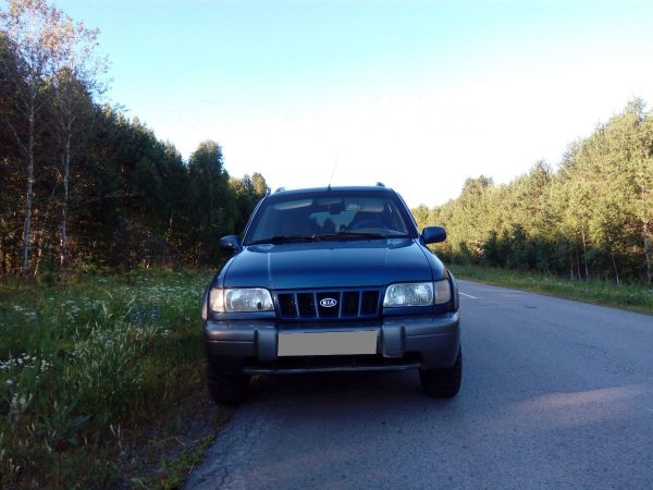 Kia Sportage, 2004 год, 270 000 руб.