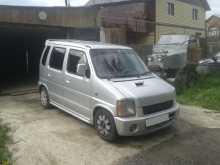 Верхняя Пышма Wagon R Wide 1998