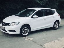 Челябинск Nissan Tiida 2015