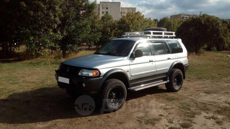 Mitsubishi Pajero Sport, 2003 год, 610 000 руб.
