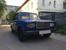 ВАЗ (Лада) 2107, 1999 г., Челябинск