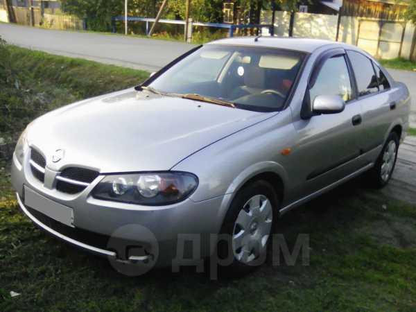 Nissan Almera, 2004 год, 200 000 руб.