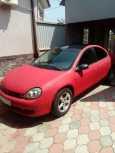 Dodge Neon, 2001 год, 170 000 руб.