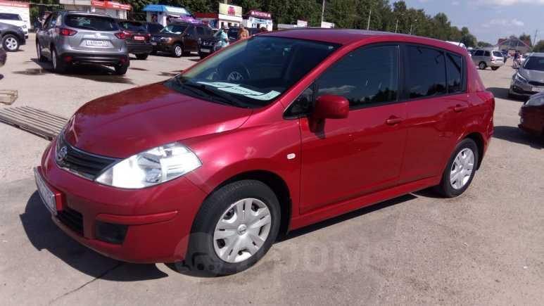 Nissan Tiida, 2012 год, 447 000 руб.