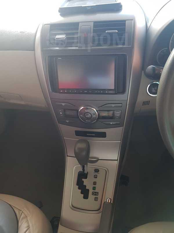 Toyota Corolla Axio, 2007 год, 430 000 руб.