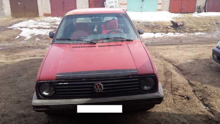 Volkswagen Golf, 1986 год, 57 000 руб.