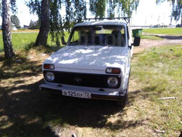 Лада 4x4 2121 Нива, 1996 год, 85 000 руб.