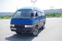 Владивосток Caravan 1997