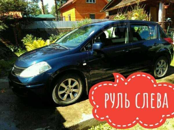 Nissan Tiida, 2010 год, 445 000 руб.