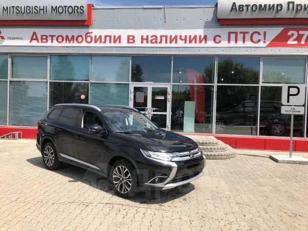 Mitsubishi Outlander, 2018 год, 2 012 000 руб.