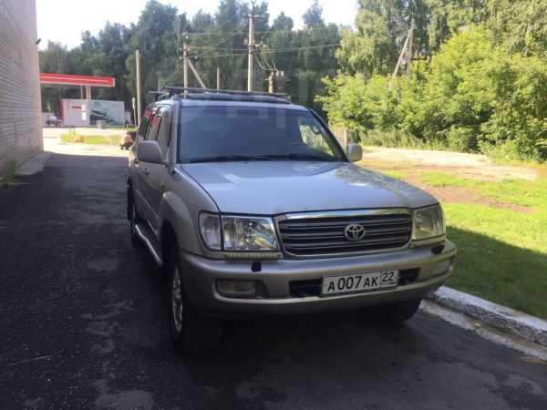 Toyota Land Cruiser, 2003 год, 1 170 000 руб.