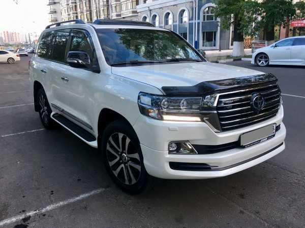 Toyota Land Cruiser, 2018 год, 5 349 999 руб.
