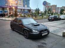 Красноярск Impreza WRX 2001