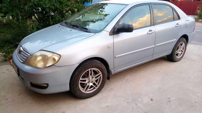 Toyota Corolla, 2004 год, 308 000 руб.