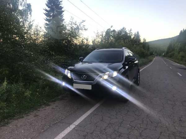 Lexus RX350, 2011 год, 1 599 000 руб.