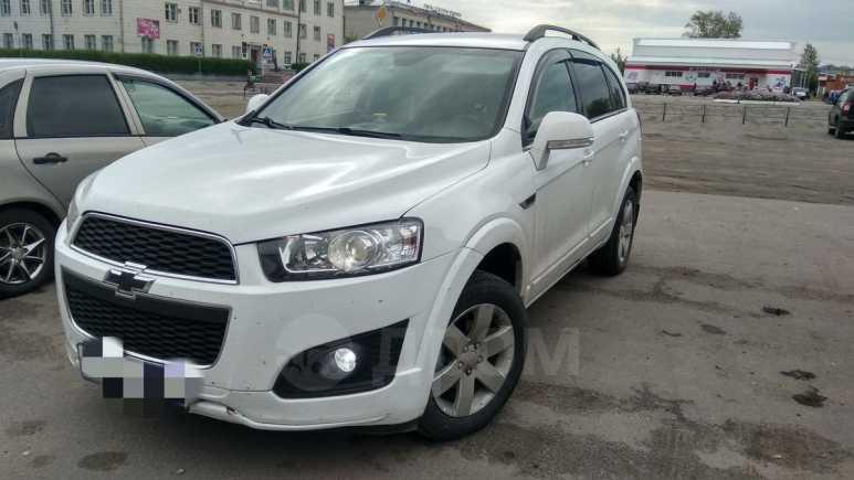 Chevrolet Captiva, 2014 год, 955 000 руб.