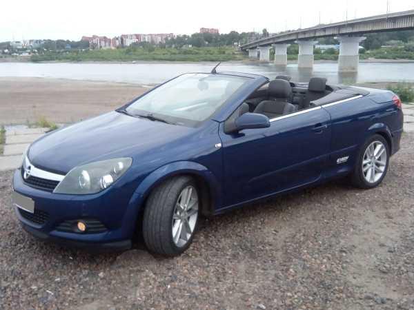 Opel Astra, 2006 год, 399 000 руб.