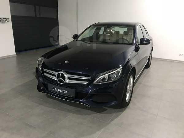 Mercedes-Benz C-Class, 2015 год, 1 725 000 руб.