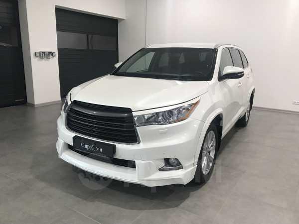 Toyota Highlander, 2015 год, 2 189 000 руб.