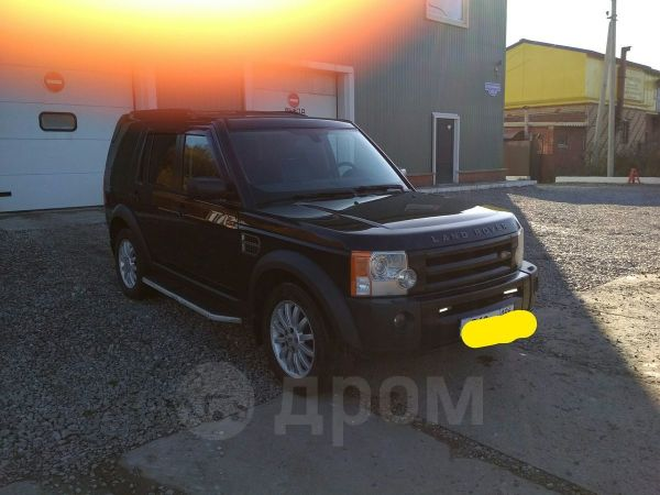 Land Rover Discovery, 2005 год, 560 000 руб.