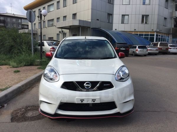 Nissan March, 2015 год, 565 000 руб.