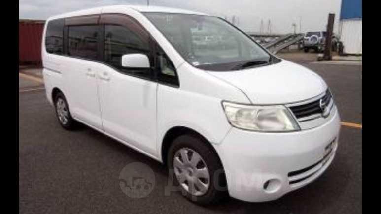 Nissan Serena, 2007 год, 349 000 руб.