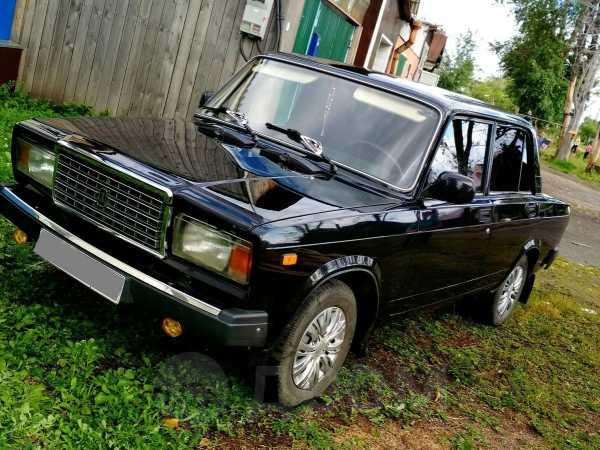 Лада 2107, 2012 год, 140 000 руб.
