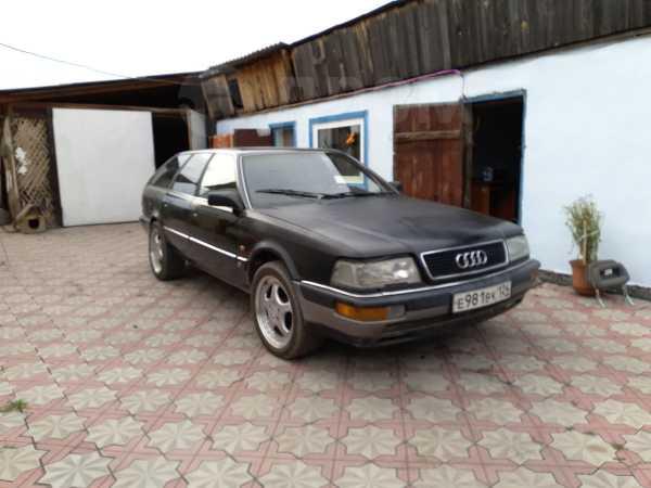 Audi 200, 1986 год, 105 000 руб.