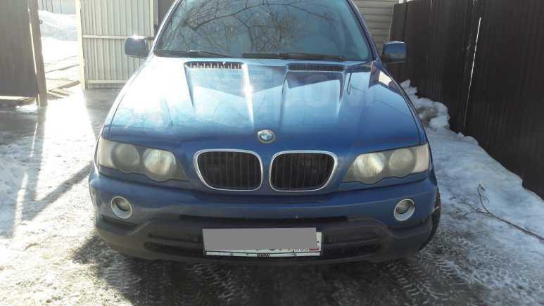 BMW X5, 2001 год, 380 000 руб.
