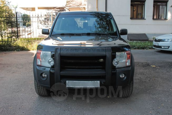 Land Rover Discovery, 2008 год, 720 000 руб.