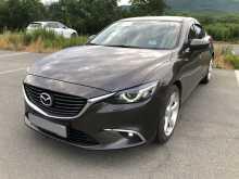 Владивосток Mazda6 2016