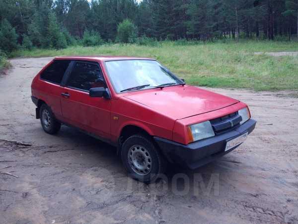 Лада 2108, 1991 год, 65 000 руб.