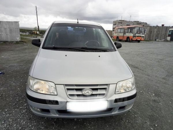 Hyundai Matrix, 2002 год, 170 000 руб.