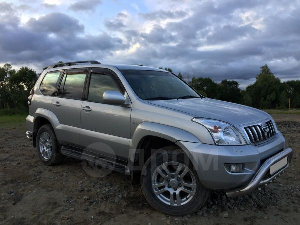 Toyota Land Cruiser Prado, 2007 год, 1 499 000 руб.