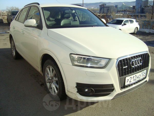Audi Q3, 2012 год, 1 350 000 руб.
