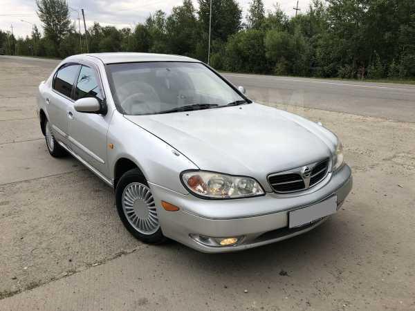 Nissan Cefiro, 2002 год, 165 000 руб.