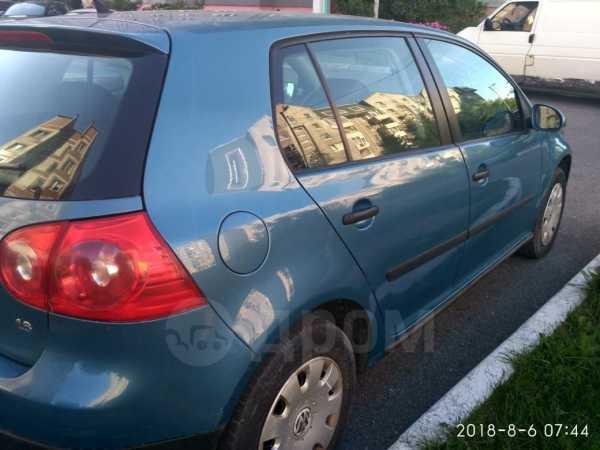 Volkswagen Golf, 2005 год, 385 000 руб.