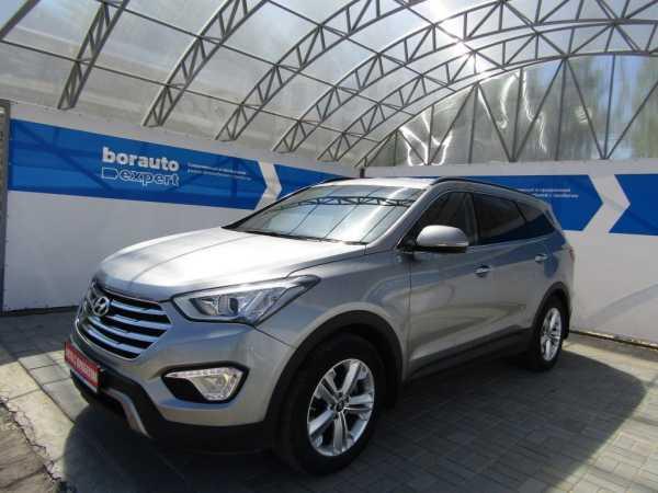 Hyundai Grand Santa Fe, 2014 год, 1 350 000 руб.