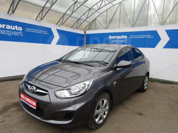 Hyundai Solaris, 2012 год, 435 900 руб.