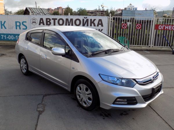 Honda Insight, 2013 год, 647 000 руб.
