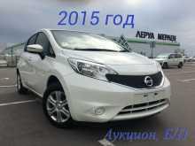 Nissan Note, 2015 г., Хабаровск