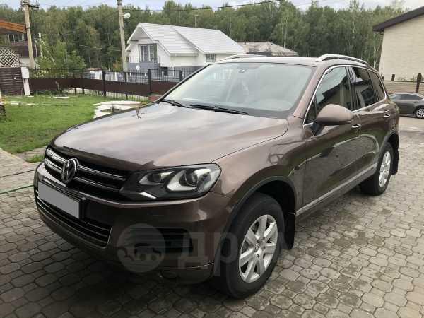 Volkswagen Touareg, 2012 год, 1 499 999 руб.