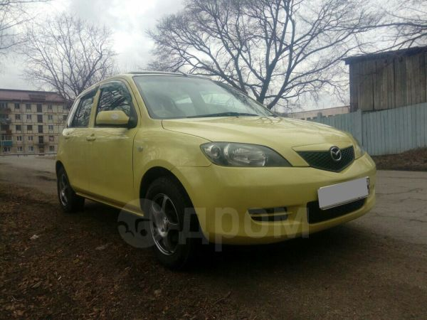 Mazda Demio, 2002 год, 260 000 руб.