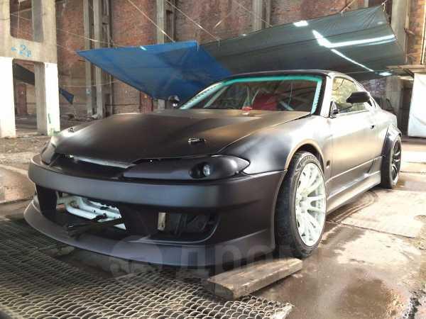 Nissan Silvia, 2002 год, 1 350 000 руб.