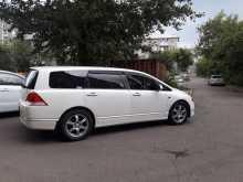 Honda Odyssey, 2004 г., Красноярск
