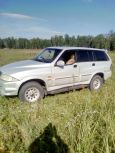 SsangYong Musso, 2002 год, 300 000 руб.