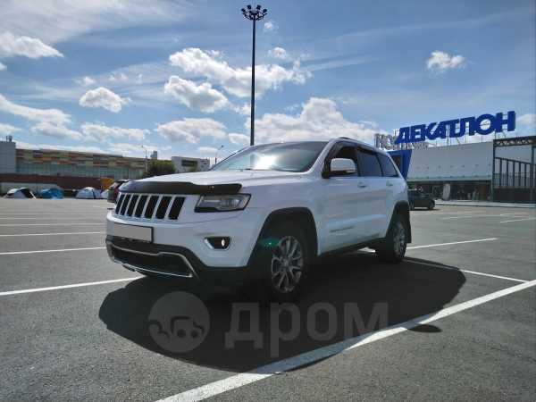 Jeep Grand Cherokee, 2013 год, 1 930 000 руб.